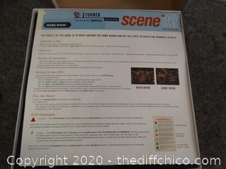 Scene It DVD Game Turner Classics