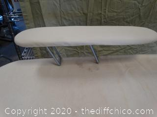 Ironing Board Folds Up