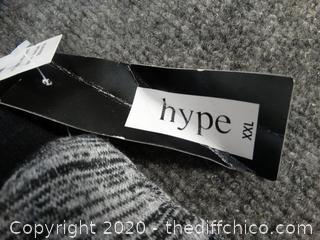 Hype Shorts xxl NWT