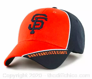 San Francisco Giants Adjustable Fit Hat - Men's (J10)