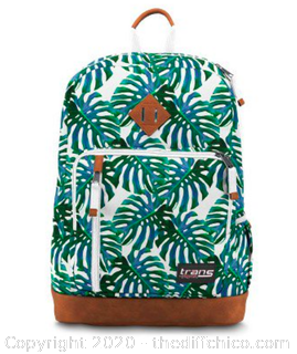 "JanSport 18"" Dakoda Backpack, Monstera Falls (J19)"