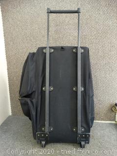 "Coronado Rolling Luggage Bag - Like New (28"" x 14"" x 12"")"