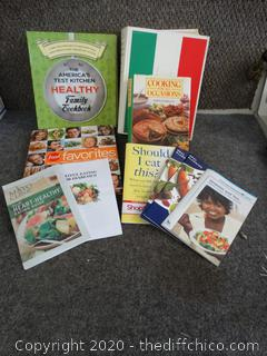 Cookbook Lot