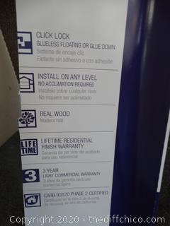 Wood Flooring - 13 Pieces