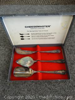 Cheese Master Set