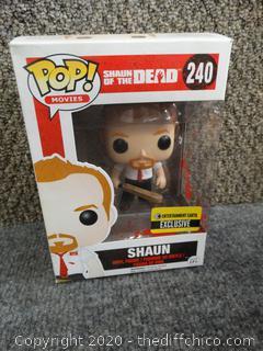 POP! Movies Shaun of the Dead Shaun #240
