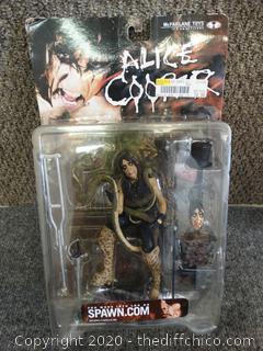 Alice Cooper Figurine NIB