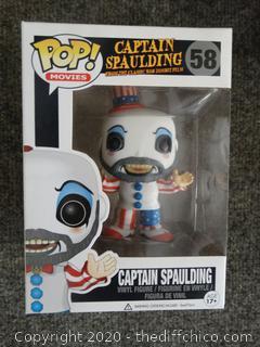 POP! Movies Captain Spaulding #58