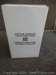 African Serengeti Stein