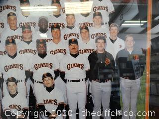 1992 San Francisco Giants Team Picture