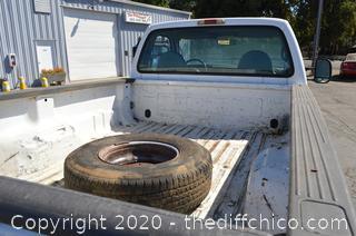 2001 Ford F250 Super Duty Truck