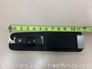 CRKT M.A.K.-1 McGowan Fixed Blade Knife w/ Sheath (J37)