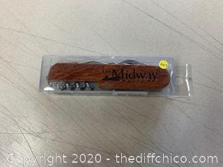 Wooden Multi-Tool NEW (J107)