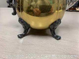 Silver Teapot (J133)