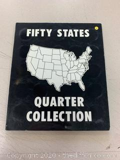 Fifty States Quarter Collection (J161)