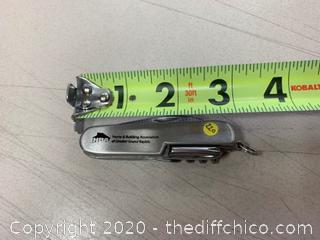 Silver Multi-Tool (J220)