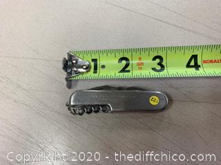 Silver Multi-tool (J221)