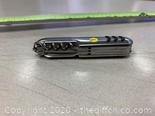 Silver & Black Multi-Tool (J241)