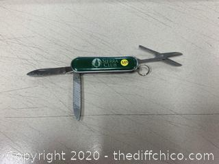 Green Mini Multi-Tool (J254)
