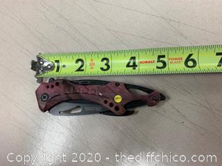 Tac-Force Folding Pocket Knife (J294)