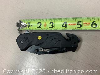 Humvee Recon Folding Pocket Knife (J306)