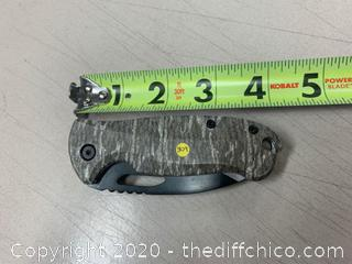 Folding Pocket Knife (J309)