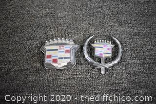 Cadillac Car Emblems