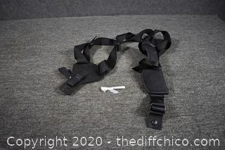 Uncle Mike's Sidekick Shoulder Holster size 1