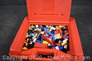 Legos w/case