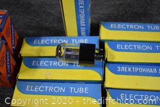 Lot of Tubes