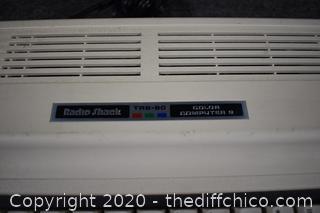 Radio Shack TRS-80 Color Computer 2
