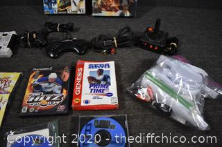 Games, Controllers and More