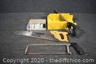 Miter Saw and More