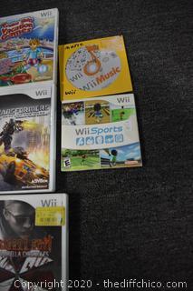 17 Wii Games