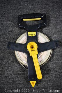 100ft Measuring Tape