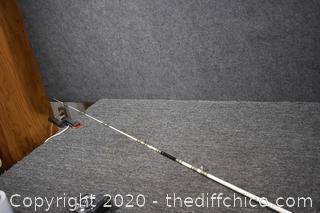 79in long Shakespeare Fishing Rod