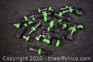 Craftsman 3/8in Drive Metric Sockets