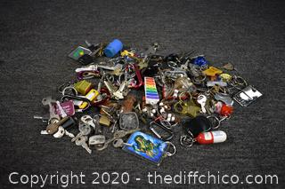 Keys and Key Rings