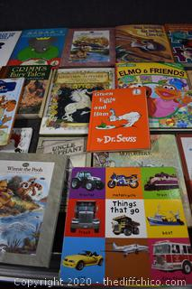 Lot of Children Books