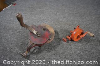Vintage Sharpeners
