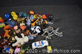 Lot of Children Toys