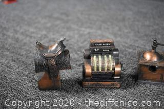 8 Collectible Sharpeners
