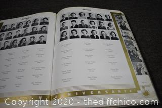 Yucca 50th Anniversary Year Book Edition