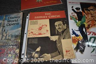 Poster and Magazines