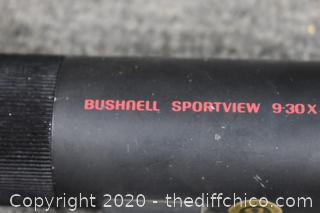 Bushnell Sportview Spotting Scope