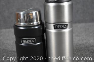 2 Thermos's