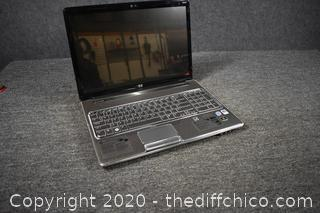 HP Laptop-powers up-no other info