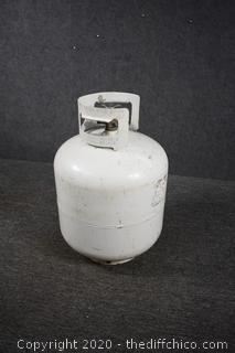 Empty 5 Gallon Propane Tank