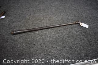 22 Rifle PSF AH Gun-does not shoot