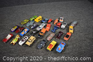 Hot Wheels and More